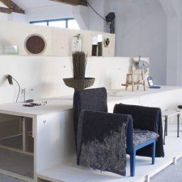 mobilier agencement sc nographie art contemporain d cor la fabrique. Black Bedroom Furniture Sets. Home Design Ideas