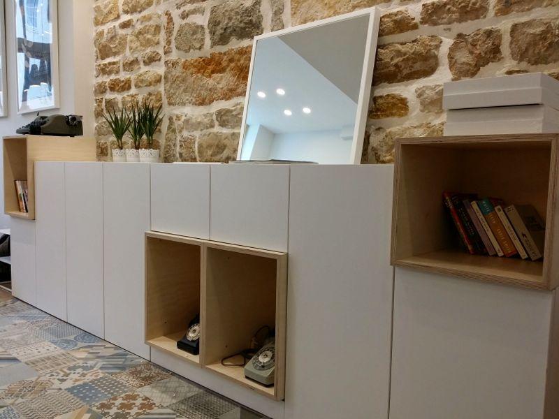 auberge de jeunesse slo living hostel la fabrique. Black Bedroom Furniture Sets. Home Design Ideas
