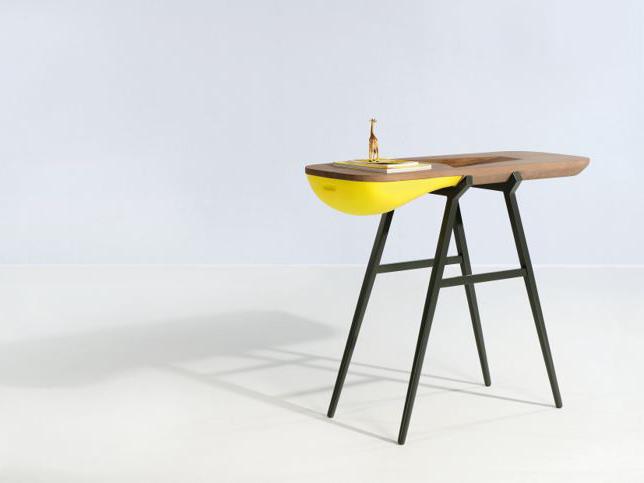 console balka la fabrique. Black Bedroom Furniture Sets. Home Design Ideas