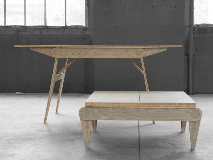 table basse modulable fr d ric cadet la fabrique. Black Bedroom Furniture Sets. Home Design Ideas