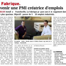 journal des entreprises // mai 2011