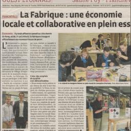 La Fabrique : une économie locale et collaborative en plein essor