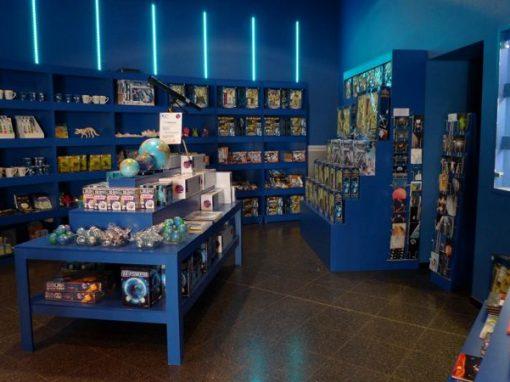 Boutique du planétarium Saint-Etienne