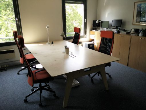 Tables de coworking L.E.F.