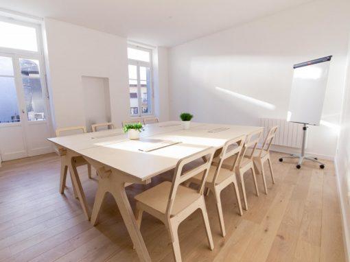 Tables de coworking – Opendesk